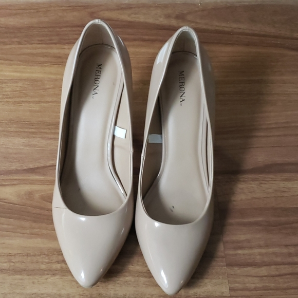 Merona nude shoes